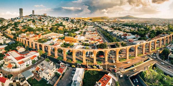 ciudades mas baratas de America Latina Queretaro Mexico