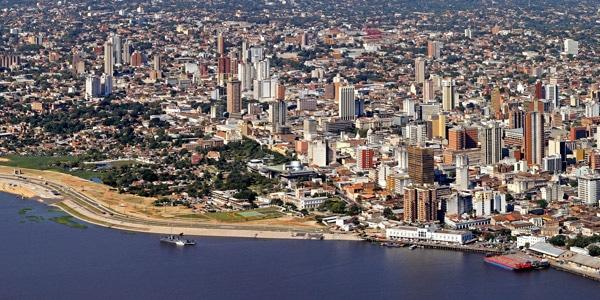 ciudades mas baratas de america del sur Asuncion Paraguay