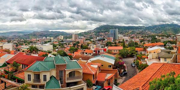ciudades mas baratas de centro america Tegucigalpa Honduras