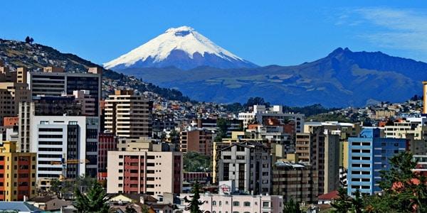ciudades mas baratas de sur america Quito Ecuador