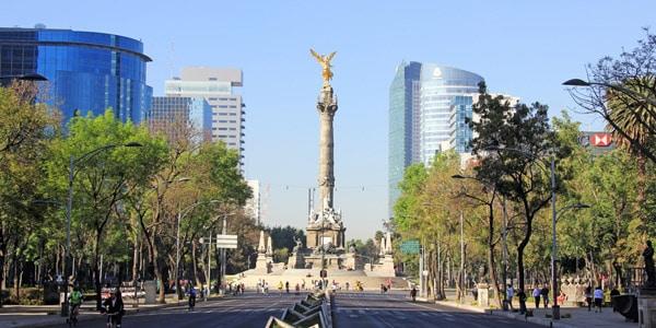 ciudades mas economicas de America Latina Ciudad de Mexico Mejico