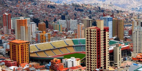 ciudades mas economicas de America Latina La Paz Bolivia