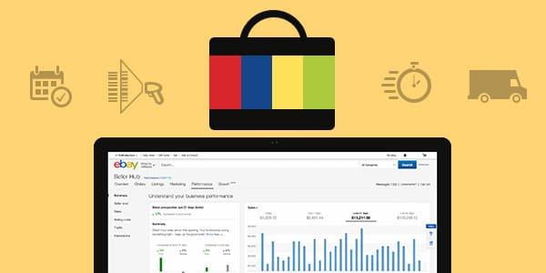 crear cuenta vendedor ebay