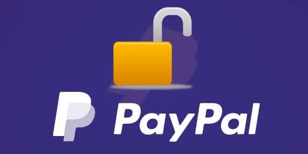 cuenta limitada paypal