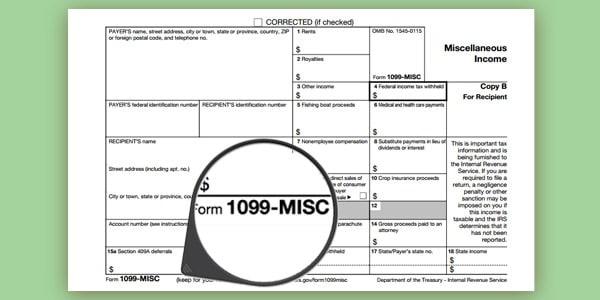 formulario 1099 hacer los taxes mas de un empleo