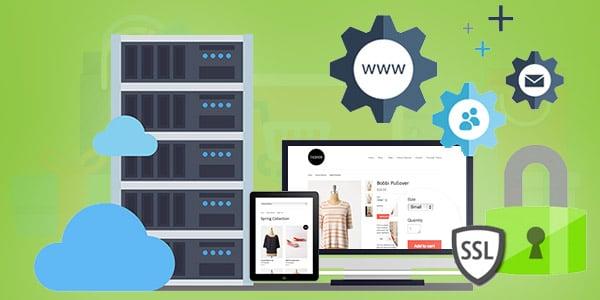 hosting para una tienda online
