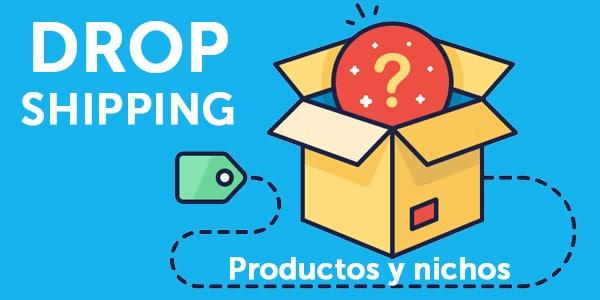 qué vender con dropshipping productos nichos