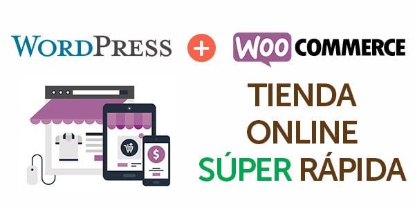 wordpress woocommerce tienda online hosting