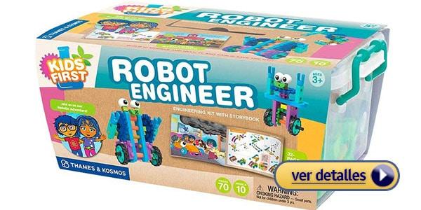 Set de ingenieria robotica regalo de graduacion de preescolar para ninos