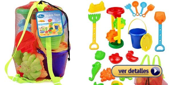 Set de juguetes de playa regalos de graduacion prescolar