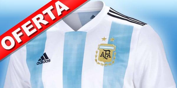 camisetas de Argentina baratas futbol mundial