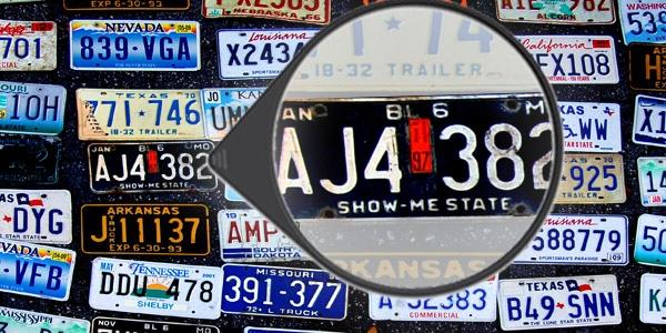 quién es el dueño de un auto teniendo su número de placas
