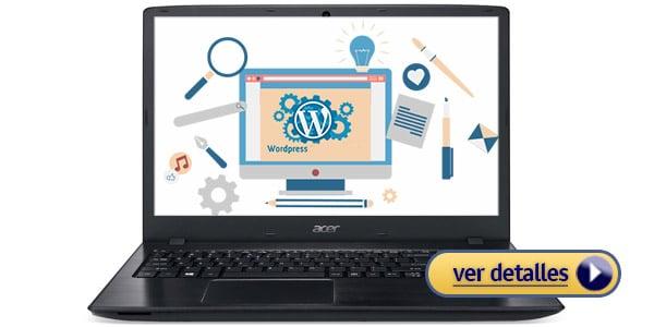 ASUS Aspire E 15 laptop barata blog wordpress
