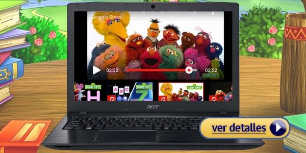 Acer Aspire E 15 mejor laptop para ninos