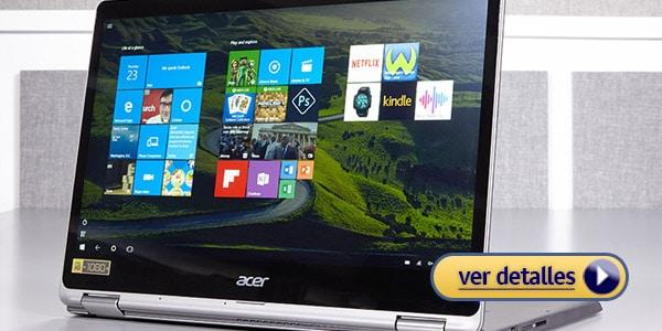 Acer Aspire R15 Mejor laptop para bloggers
