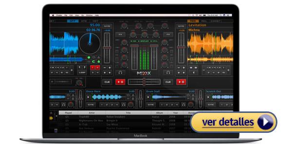 Apple MacBook 12 laptop Apple barata para un DJ