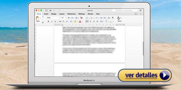 Apple MacBook Air 13 3 mejor laptop para viajeros