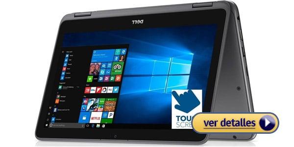 Dell Inspiron 11 3000 laptop para tareas escolares buena bateria