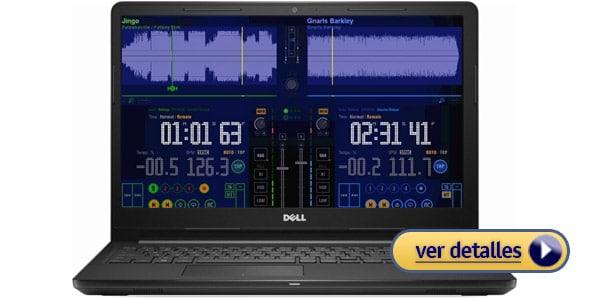 Dell Inspiron 15 6 mezclar musica y crear videos