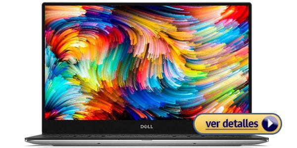 Dell XPS 13 Laptop para viajar con mejor duracion de bateria