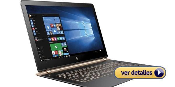 HP Spectre 13 V011DX Laptop liviana rapida y con buenos componentes