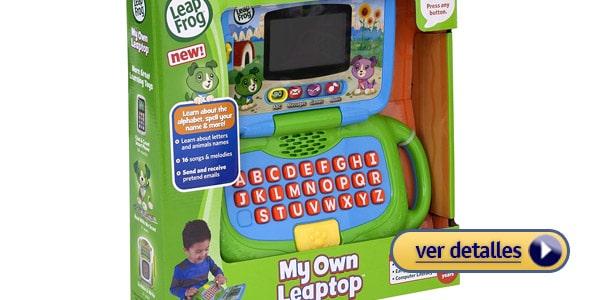 LeapFrog My Own Leaptop laptop para ninos pequenos
