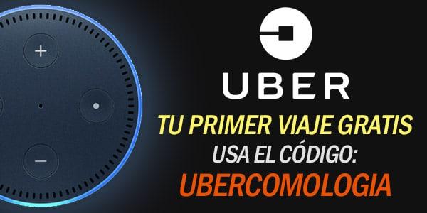 Ordenar uber con alexa