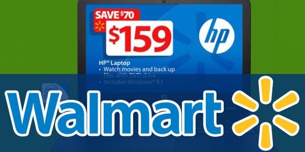 Walmart ofertas laptops baratas portatiles