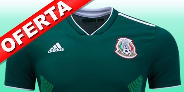 Tiendas dónde comprar camisetas de México (mundial Rusia 2018) 7a2bee2533c3d