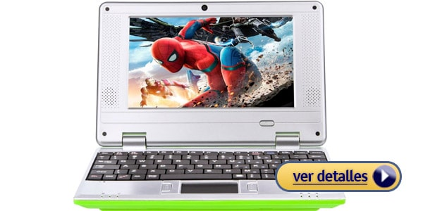 eForprice Mini mejor laptop para ninos varones