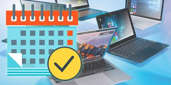mejor día para comprar una laptop barata
