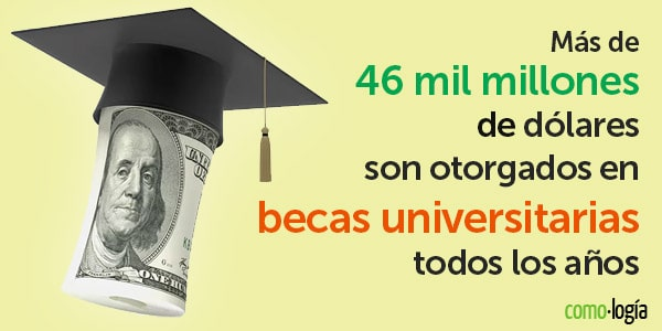 Becas universitarias ir universidad sin prestamos