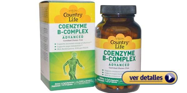 Complejo B Country Life vitamina perder peso