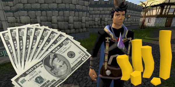 Ganar dinero con Runescape