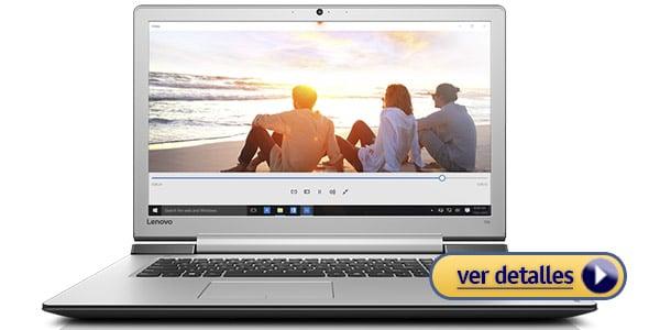 Lenovo IdeaPad 700 editar videos