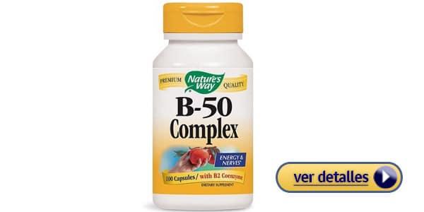 Mejor complejo B barato para perder peso