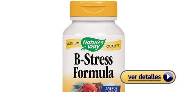 Natures Way B Stress complejo B economico y efectivo