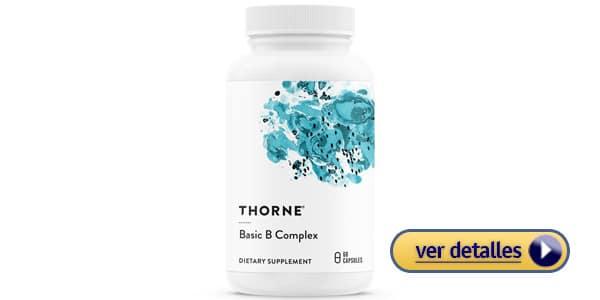 Thorne Research Complejo B rapida absorcion
