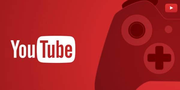 YouTube ganar dinero videojuegos