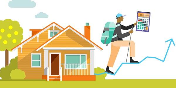 conseguir dinero para comprar casas