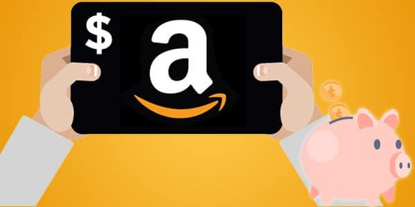 ofertas tarjetas de regalo Amazon descuento