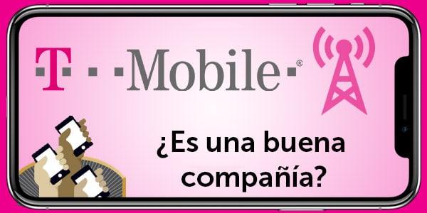 t-mobile buena compañía análisis