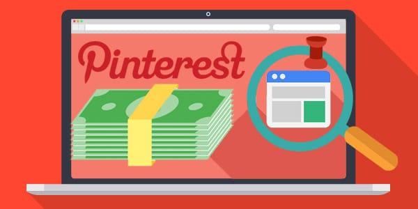 Google AdSense ganar dinero en pinterest