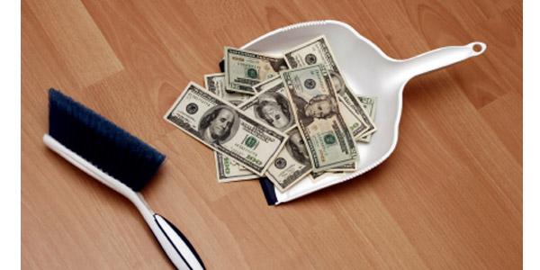 Limpiar casas ganar dinero
