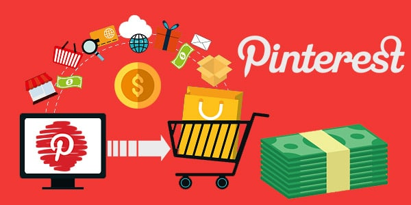 Marketing de afiliacion ganar dinero pinterest