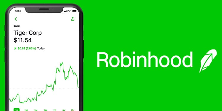 invertir en bienes raices (REIT) usando Robinhood