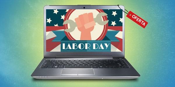 oferta laptops labor day