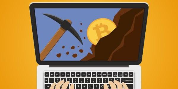 sitios minar bitcoin criptomonedas pc laptop encendida