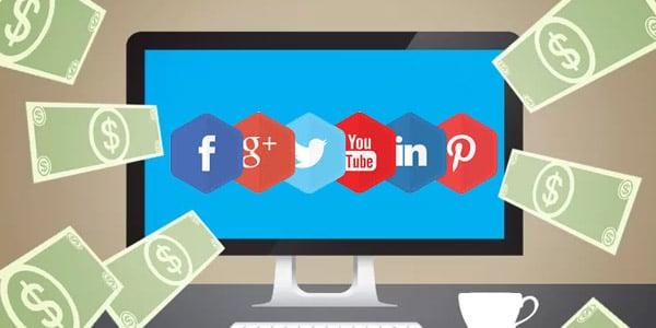 ganar dinero administrador de redes sociales