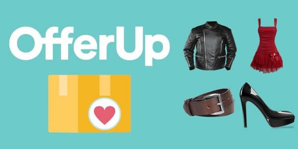 vender ropa usada online offerup